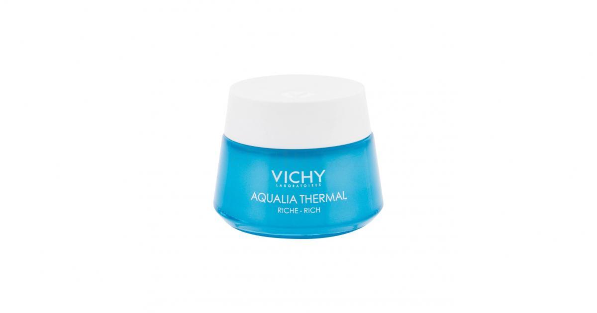 Vichy Aqualia Thermal Rich Denní pleťový krém pro ženy 50..