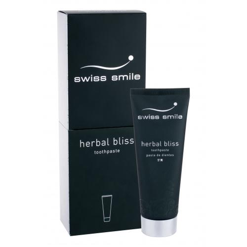 swiss smile Vitalizing Herbal zubní pasta 75 ml unisex