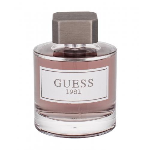 GUESS Guess 1981 toaletní voda 100 ml pro muže