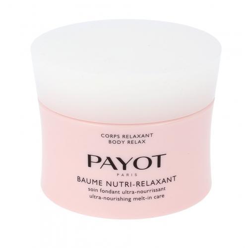 PAYOT Corps Relaxant Ultra-Nourishing Melt-In Care tělový balzám 200 ml pro ženy