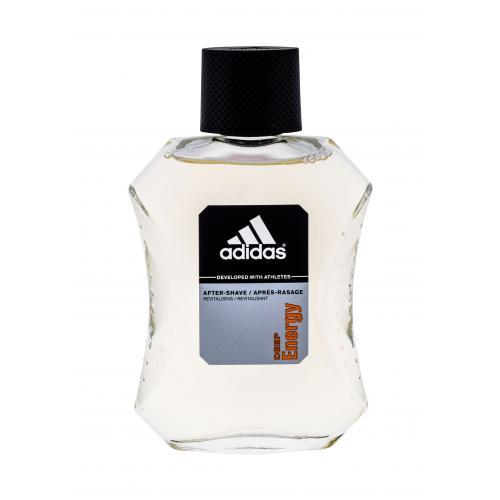 Adidas Deep Energy voda po holení 100 ml pro muže