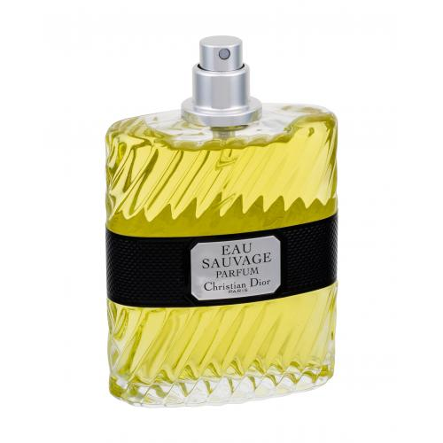 Christian Dior Eau Sauvage Parfum 2017 parfémovaná voda 100 ml tester pro muže