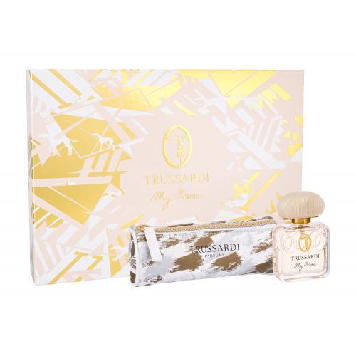 Trussardi My Name Pour Femme dárková kazeta parfémovaná voda 50 ml + kosmetická taštička pro ženy