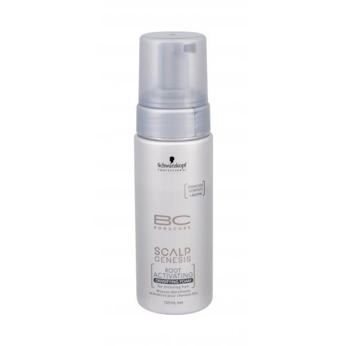 Schwarzkopf BC Bonacure Scalp Genesis Root Activating Foam přípravek proti padání vlasů 150 ml pro ženy