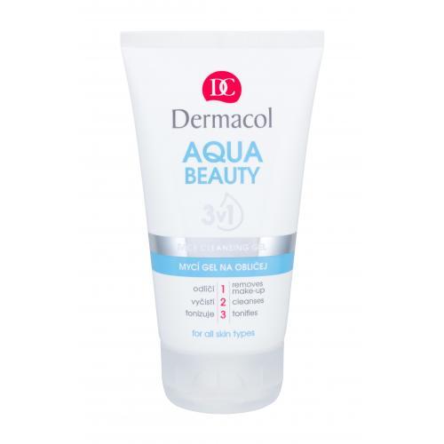 Dermacol Aqua Beauty čisticí gel 150 ml pro ženy