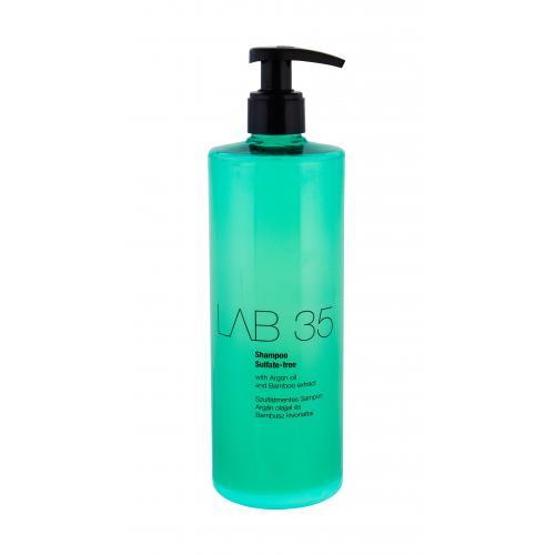 Kallos Cosmetics Lab 35 Sulfate-Free šampon 500 ml pro ženy