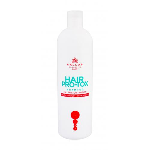 Kallos Cosmetics Hair Pro-Tox šampon 500 ml pro ženy