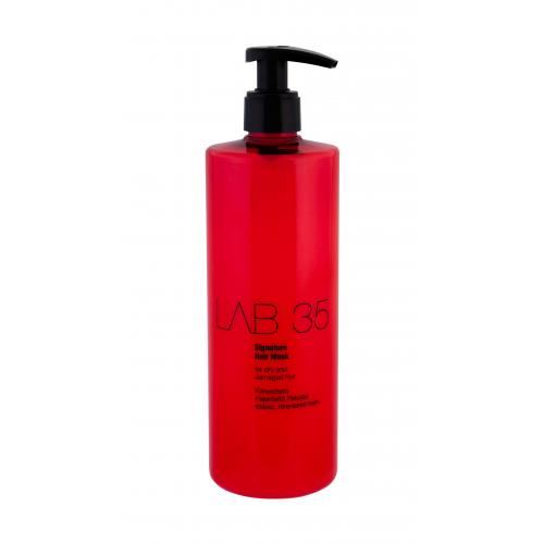 Kallos Cosmetics Lab 35 Signature maska na vlasy 500 ml pro ženy
