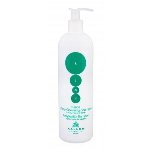 Kallos Cosmetics KJMN Deep Cleansing šampon 500 ml pro ženy