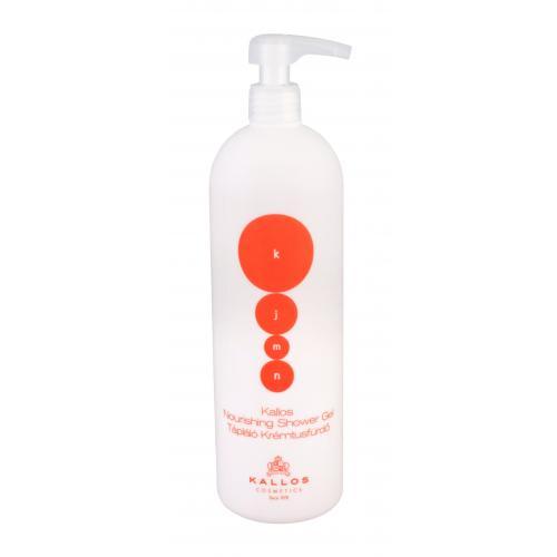 Kallos Cosmetics KJMN Nourishing sprchový gel 1000 ml pro ženy