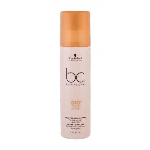 Schwarzkopf Professional BC Bonacure Q10+ Time Restore Spray balzám na vlasy 200 ml pro ženy