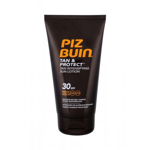 PIZ BUIN Tan & Protect Tan Intensifying Sun Lotion SPF30 opalovací přípravek na tělo 150 ml pro ženy