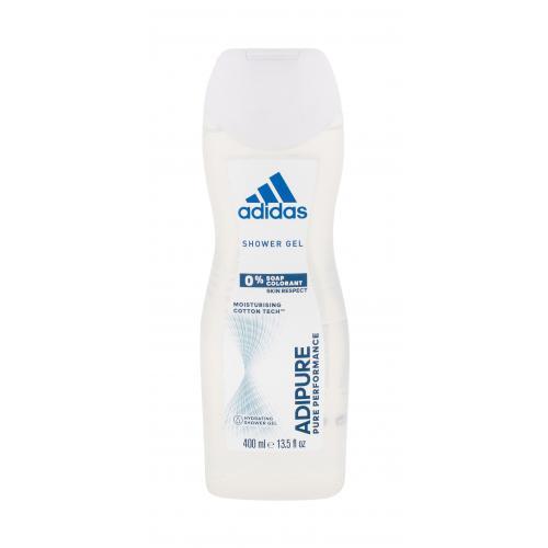 Adidas Adipure sprchový gel 400 ml pro ženy