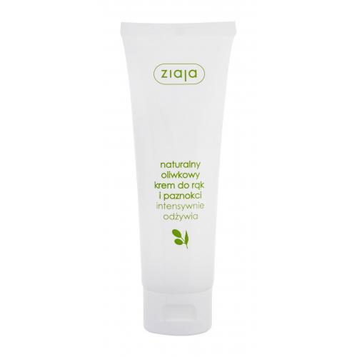 Ziaja Natural Olive krém na ruce 80 ml pro ženy