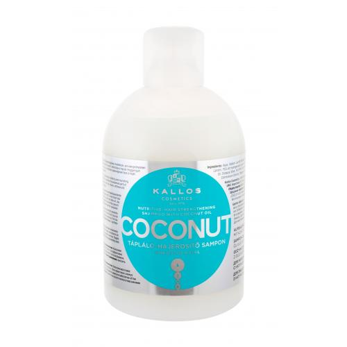 Kallos Cosmetics Coconut šampon 1000 ml pro ženy