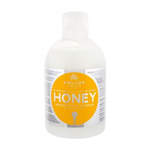 Kallos Cosmetics Honey šampon 1000 ml pro ženy