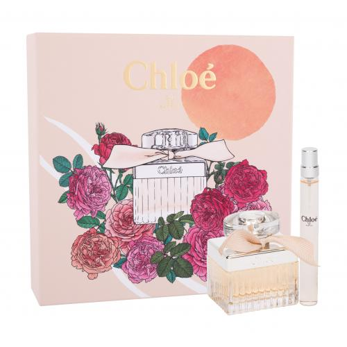 Chloé Chloé dárková kazeta parfémovaná voda 50 ml + parfémovaná voda 10 ml pro ženy