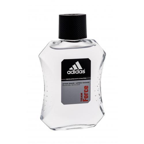 Adidas Team Force voda po holení 100 ml poškozená krabička pro muže