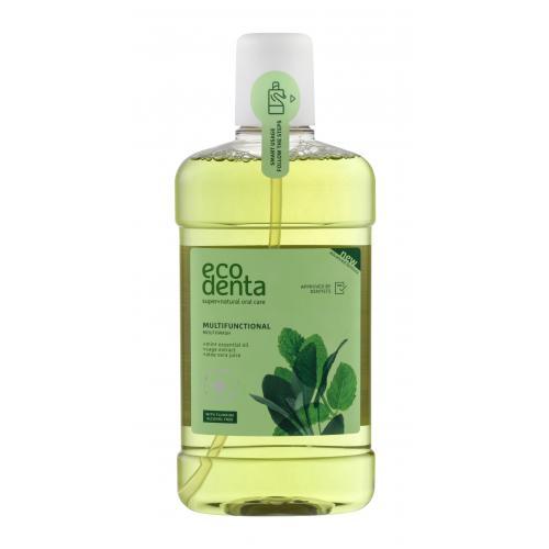 Ecodenta Mouthwash Multifunctional ústní voda 500 ml unisex