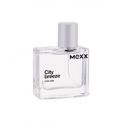 Mexx City Breeze For Him toaletní voda 30 ml pro muže