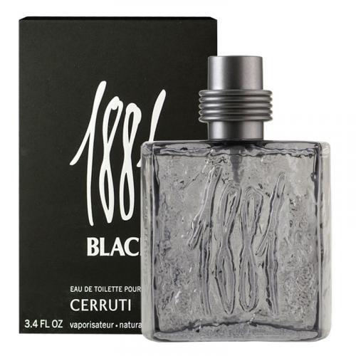 Nino Cerruti Cerruti 1881 Black 100 ml toaletní voda tester pro muže