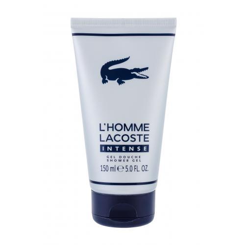 Lacoste L´Homme Lacoste Intense sprchový gel 150 ml pro muže