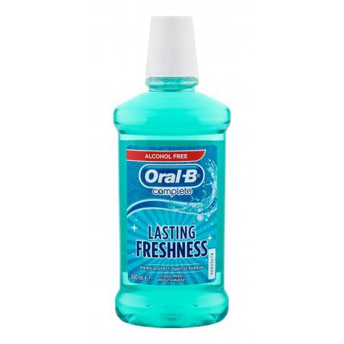 Oral-B Mouthwash Complete ústní voda 500 ml unisex