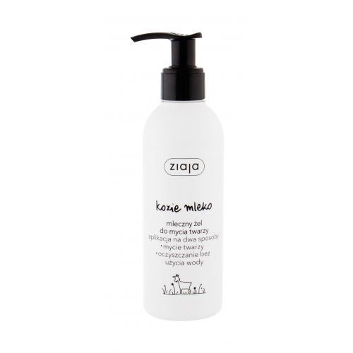 Ziaja Goat´s Milk čisticí gel 200 ml pro ženy