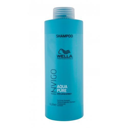 Wella Invigo Aqua Pure šampon 1000 ml pro ženy