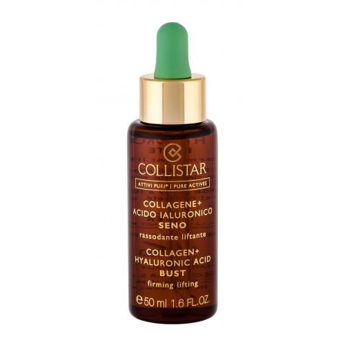 Collistar Pure Actives Collagen + Hyaluronic Acid Bust péče o poprsí 50 ml tester pro ženy
