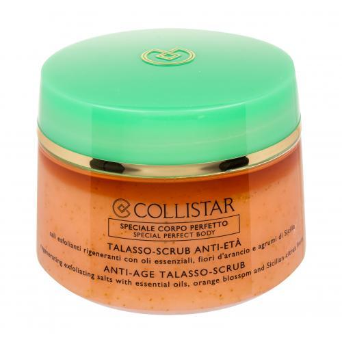 Collistar Special Perfect Body Anti-Age Talasso-Scrub tělový peeling 700 g tester pro ženy