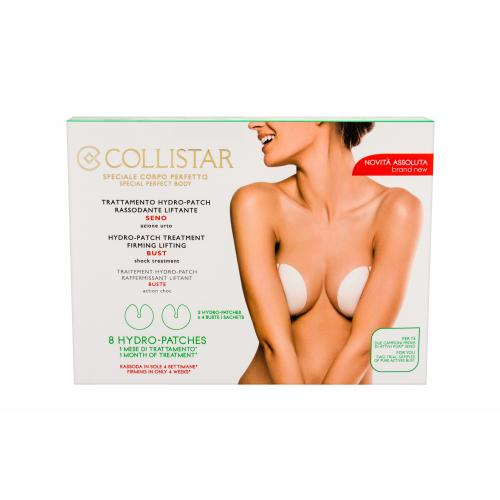 Collistar Special Perfect Body Hydro-Patch Treatment péče o poprsí 8 ks pro ženy
