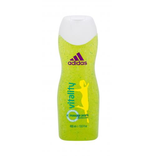 Adidas Vitality For Women sprchový gel 400 ml pro ženy