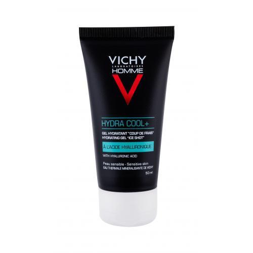 Vichy Homme Hydra Cool+ pleťový gel 50 ml pro muže