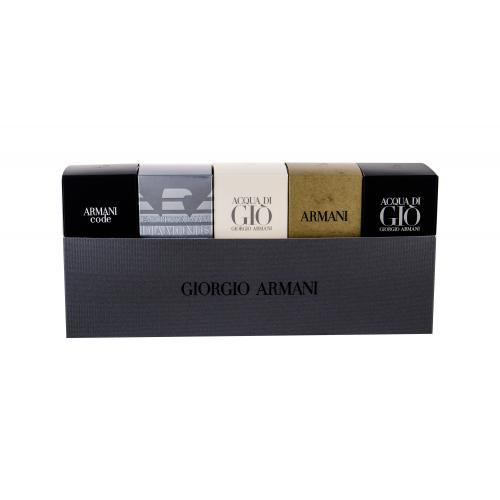 Giorgio Armani Mini Set 1 dárková kazeta dárková sada