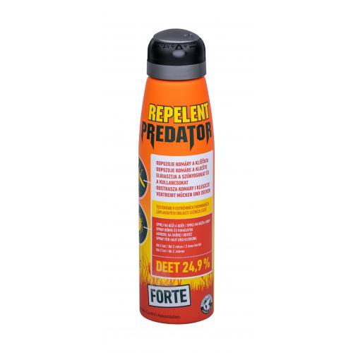 PREDATOR Repelent Forte 150 ml repelent proti klíšťatům a komárům unisex