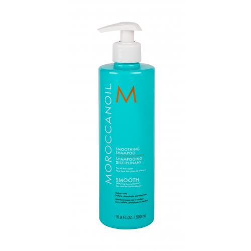 Moroccanoil Smooth šampon 500 ml pro ženy