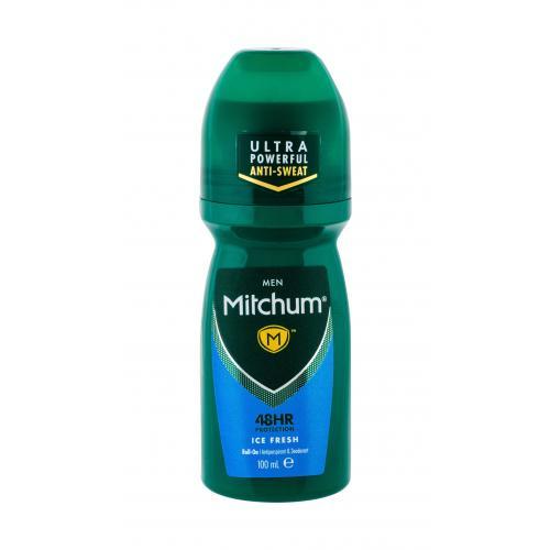 Levně Mitchum Advanced Control Ice Fresh 48HR 100 ml antiperspirant pro muže roll-on