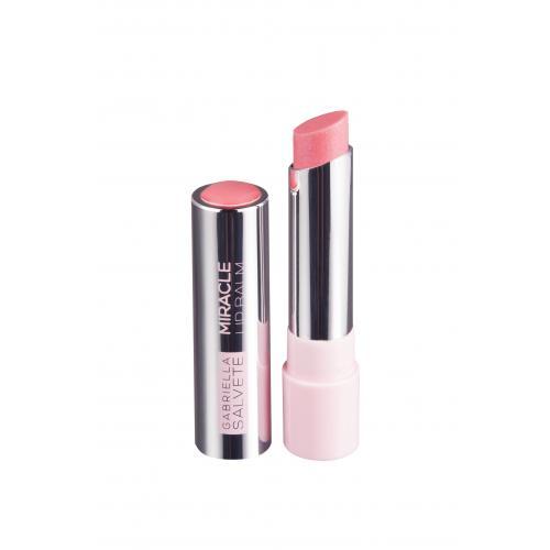 Gabriella Salvete Miracle Lip Balm 4 g hydratační balzám na rty pro zářivý lesk pro ženy 104