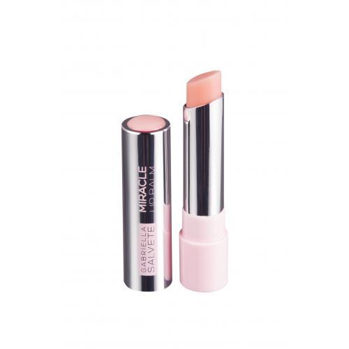 Gabriella Salvete Miracle Lip Balm 4 g hydratační balzám na rty pro zářivý lesk pro ženy 101