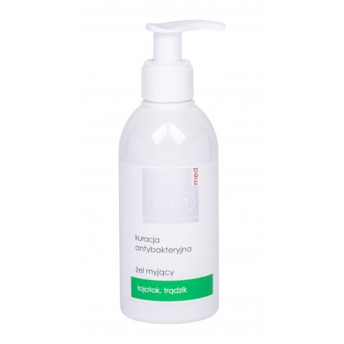 Ziaja Med Antibacterial Treatment Cleansing Gel čisticí gel 200 ml unisex