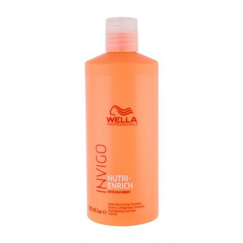 Wella Invigo Nutri-Enrich šampon 500 ml pro ženy