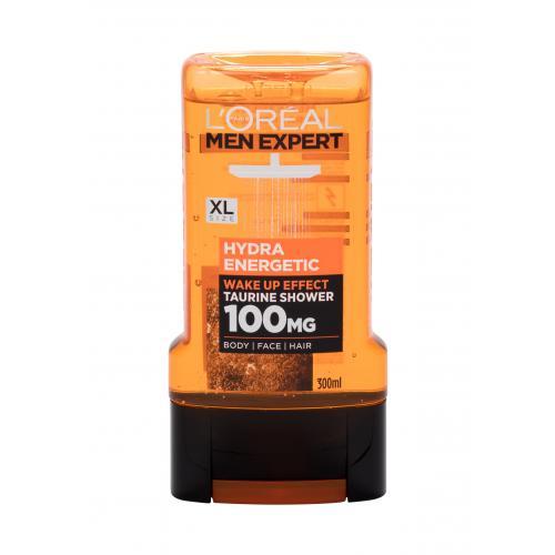 L´Oréal Paris Men Expert Hydra Energetic 100 MG sprchový gel 300 ml pro muže