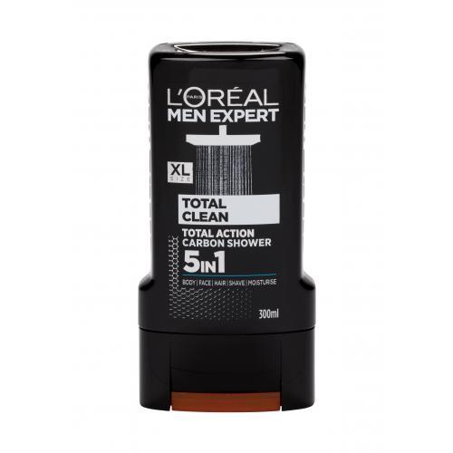 L´Oréal Paris Men Expert Total Clean 5 in 1 sprchový gel 300 ml pro muže