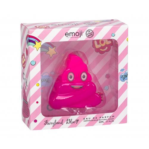 Emoji Fairyland Bloop parfémovaná voda 50 ml pro děti