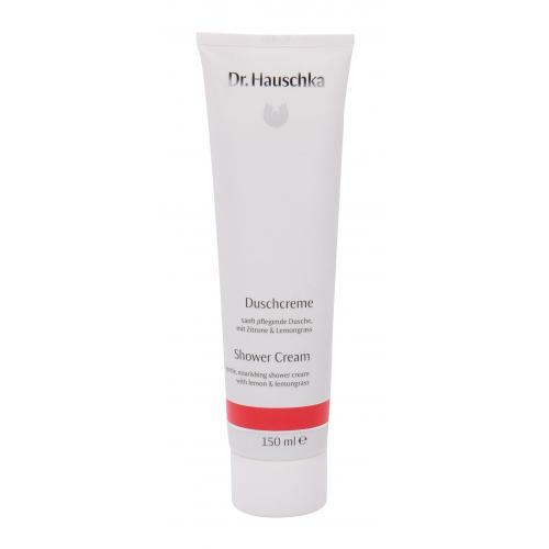 Levně Dr. Hauschka Shower Cream 150 ml sprchový gel pro ženy BIO přírodní produkt; Přírodní