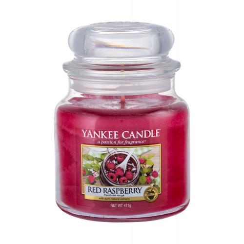 Yankee Candle Red Raspberry vonná svíčka 411 g unisex