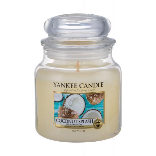 Yankee Candle Coconut Splash vonná svíčka 411 g unisex