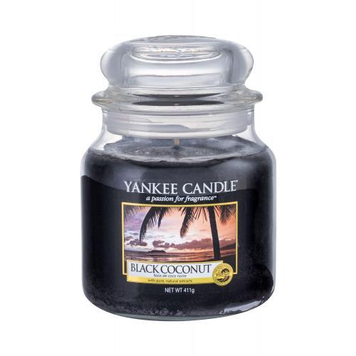 Yankee Candle Black Coconut vonná svíčka 411 g unisex
