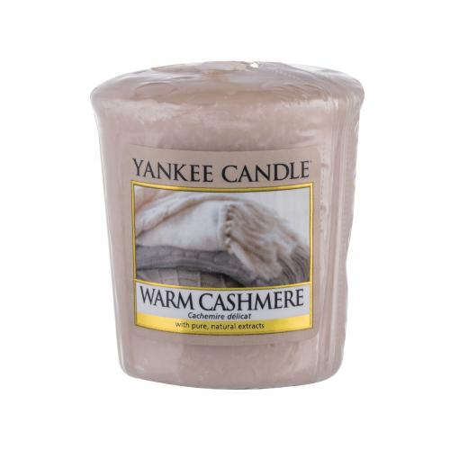 Yankee Candle Warm Cashmere vonná svíčka 49 g unisex